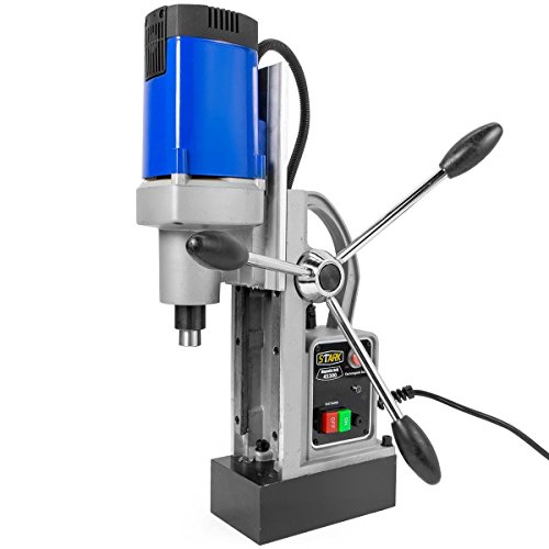 1600w Magnetic Drill Press multi functional table machine core and twist bit by Eight24hours