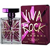 Viva Rock By JOHN RICHMOND FOR WOMEN 3.4 oz Eau De Toilette Spray