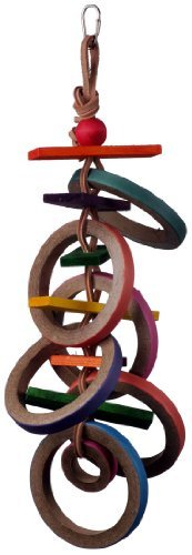 3 4 In Octagon Bird Toys : Super bird creations by inch olympic rings