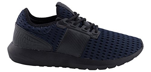Tamboga Unisex Low Current Sneakers Sports Shoes nurmi H1628 Shoes, Farben:Azul Oscuro, Größe Schuhe:42