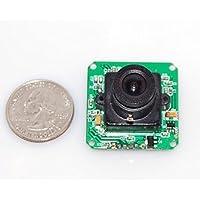 JPEG Color Camera Serial UART Interface (TTL level)
