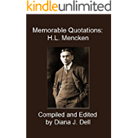 Memorable Quotations: H.L. Mencken