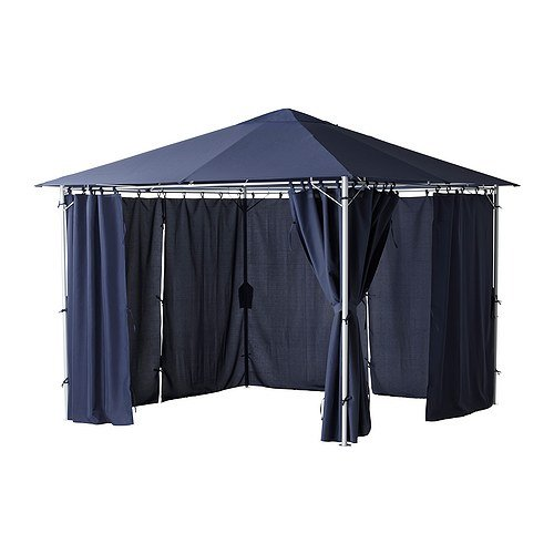 Garden Winds Karlso Gazebo Replacement Canopy Top Cover   RipLock 350   Buy  Online In Bahrain. | Lawn Garden Products In Bahrain   See Prices, Reviews  And ...