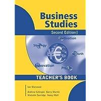 Business Studies 2nd Edition Teacher's Edition: Teacher's Book