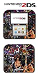 80's Pop Robocop Rambo Classic Movie Video Game Vinyl Decal Skin Sticker Cover for Nintendo 2DS System Console