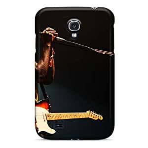 Protector Hard Cell-phone Cases For Samsung Galaxy S4 (hOO1518wXTn) Provide Private Custom Trendy Bloc Party Band Skin
