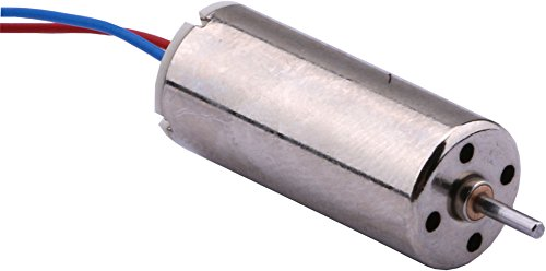 PM 8520 Mini Hollow Cup Electric Motors with Red Blue 2 Wires ()