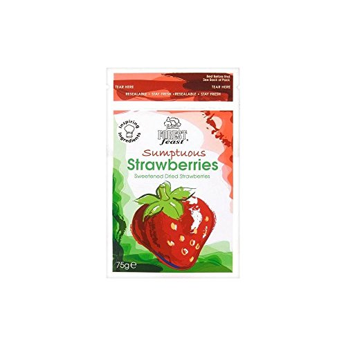 Forest Feast Sumptuous Strawberries (75g) - Pack of 2