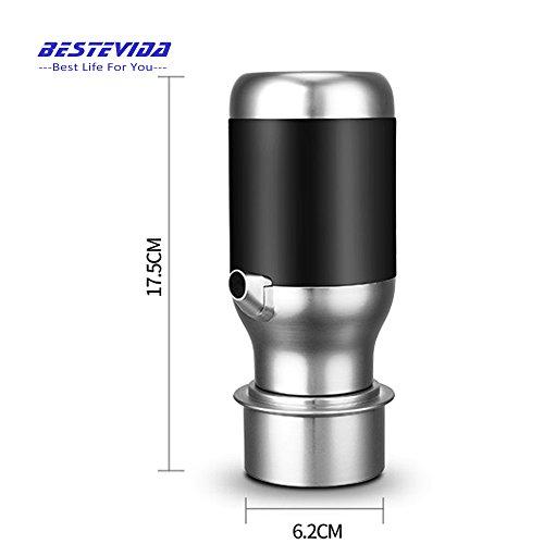 Compra La bomba eléctrica de agua de agua embotellada del dispensador automático de agua de agua eléctrico de bombeo -black en Amazon.es