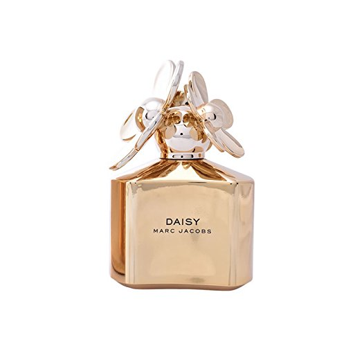 - Marc Jacobs Daisy Gold Eau de Toilette Spray, 3.4 Ounce | Limited Edition
