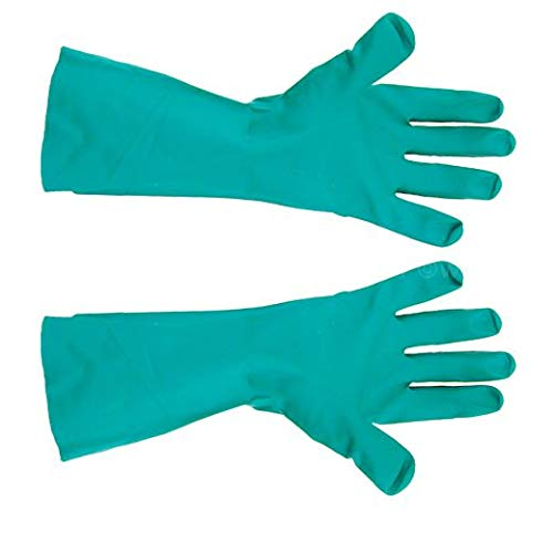 Chemical Resistant Gloves, Medium (60 Pairs) by Jon-Don (Image #1)
