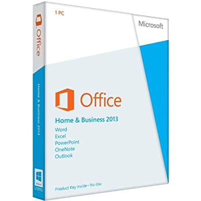 Microsoft Office Home & Business 2013 PKC ENG