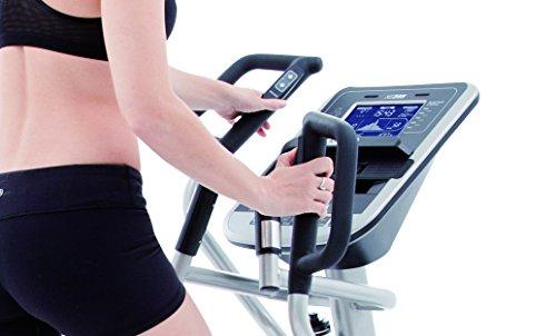 Spirit Elliptical XE 395 - Bicicleta elíptica, Cross Trainer con sensores de pulso de mano, ergómetro, cardio fitness: Amazon.es: Deportes y aire libre