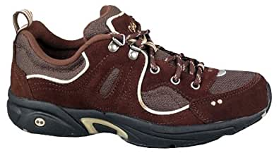 Ryka Womens RCT Walk Outdoor Suede Lo Leather-And-Mesh Walking