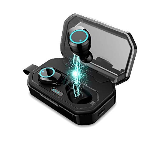 Bluetooth X6 Wireless Earbuds Headset and Power Bank. for iPhone and Smartphone. Waterproof Smart Bluetooth