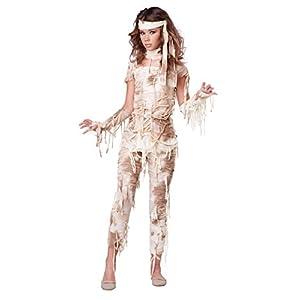 California Costumes Mysterious Mummy Tween Costume, Large