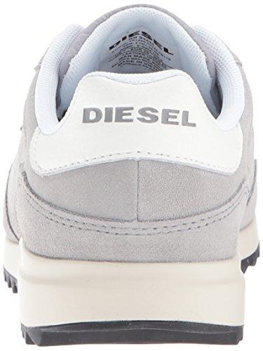Diesel Mens V-staffetta S-snabbare Ii Mode Gymnastiksko Mineral Grå / Vit