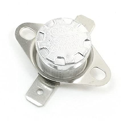 250 V CA 10A 180C Celsius Cozinha NC termostato Protector térmica