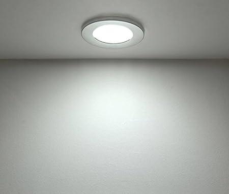 Amazon.com: Luz LED fría para techo de 3.5W ...