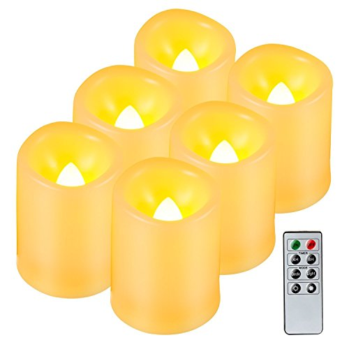 battery candles remote - 2