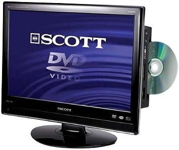 Scott CTX 156- Televisión HD, Pantalla LCD 15 pulgadas: Amazon.es: Electrónica