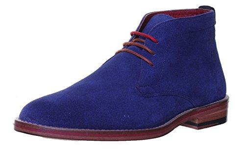xb Homme Pour Thomas De Bleu Reece Chaussures Ville cd108 À Justin Lacets 44 Marine zpwtv1x