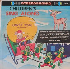 Children's Sing Along with Uncle Tom and The Crickateers [Traditional Children Sing-Along Songs]