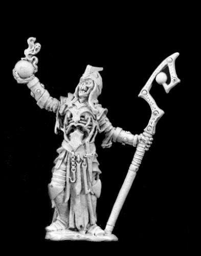 Barrow Warden Mystic 03428 - Dark Heaven Legends Reaper Miniatures?D&D Wargames ^G#fbhre-h4 8rdsf-tg1306351