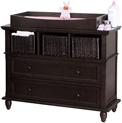 Awesome Bsf Baby Addison Changing Table Espresso Download Free Architecture Designs Jebrpmadebymaigaardcom