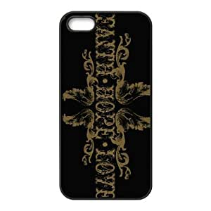 Custom Jesus Design Rubber TPU Case for Iphone 5 5S hjbrhga1544