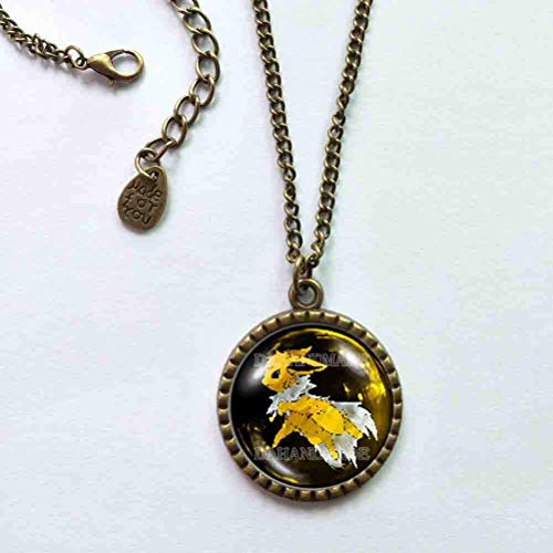 How to buy the best pokemon vulpix necklace?