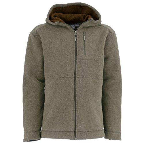 White Sierra Sierra Sherpa Hooded Jacket