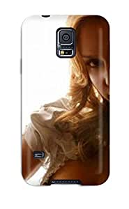 MMZ DIY PHONE CASEHigh Impact Dirt/shock Proof Case Cover For Galaxy S5 (beautifuls Hollywood)