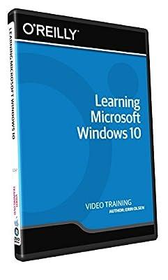 Learning Microsoft Windows 10 - Training DVD