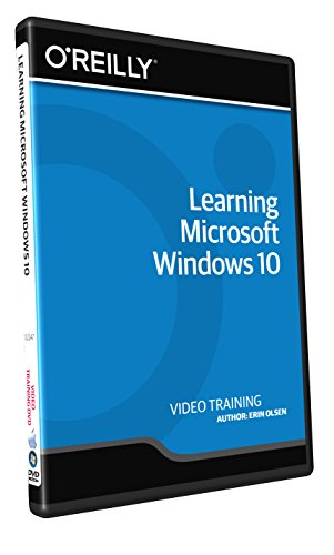 Learning Microsoft Windows 10 - Training DVD
