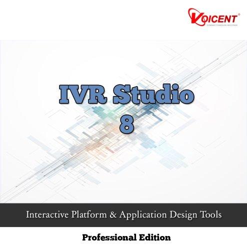 Software : Voicent IVR Studio Pro 8 [Download]