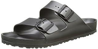 d56a9fb6ef69d Birkenstock Essentials Unisex Arizona EVA Sandals Metallic ...