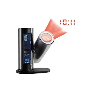 Clip Sonic SL221 - Termómetro USB, negro