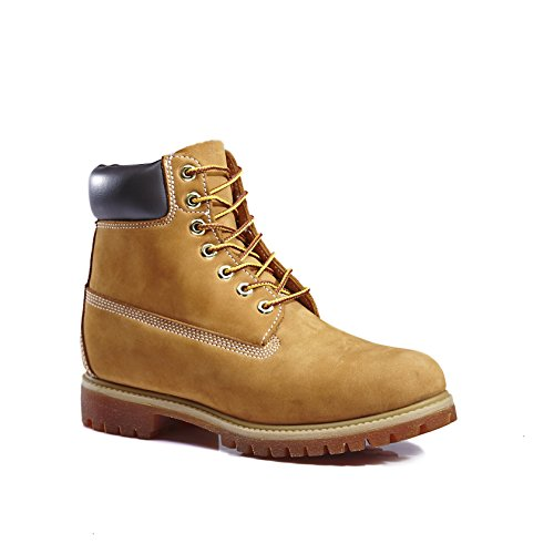 Resistant 2058 Water Boots 1366 Men's KINGSHOW Premium Work Wheat 8fqtF