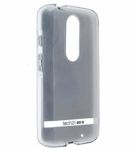 Tech 21 Evo Shell for Motorola DROID Turbo 2 Clear In Retail Package