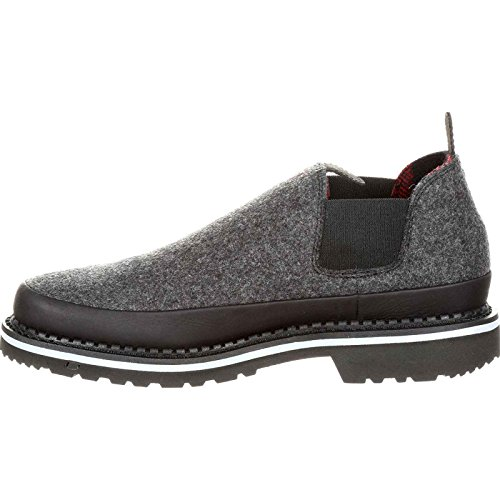 Charcoal Loafer Mens Georgia Romeo Grey Boot nwHa1IxqYU