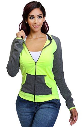 Womens Active Lightweight Athletic Sweatshirt