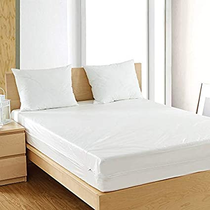 Dmi Zippered Waterproof Mattress Protector Cover Full Health Personal Care New