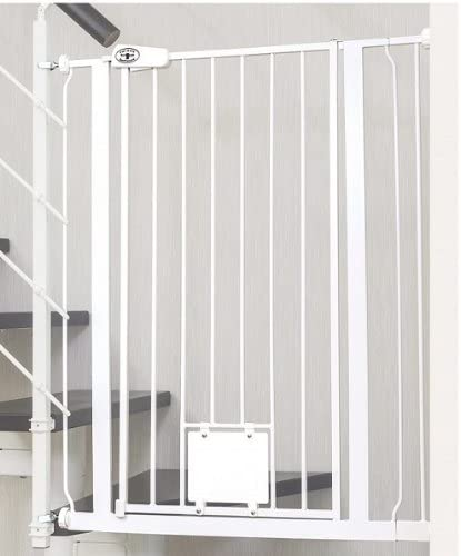 Impag – Extra Alto 105 cm Escaleras. 75 – 149 cm para barandilla unilateral 2 y adaptador para pinzas sin agujeros Nala Talla:91 - 97 cm: Amazon.es: Bebé
