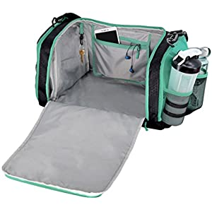 """(UPDATED) Ultimate Gym Bag: The Crowdsource Designed 20"""" Duffel by FocusGear (with Improved Stitching Based on Customer Feedback)"""