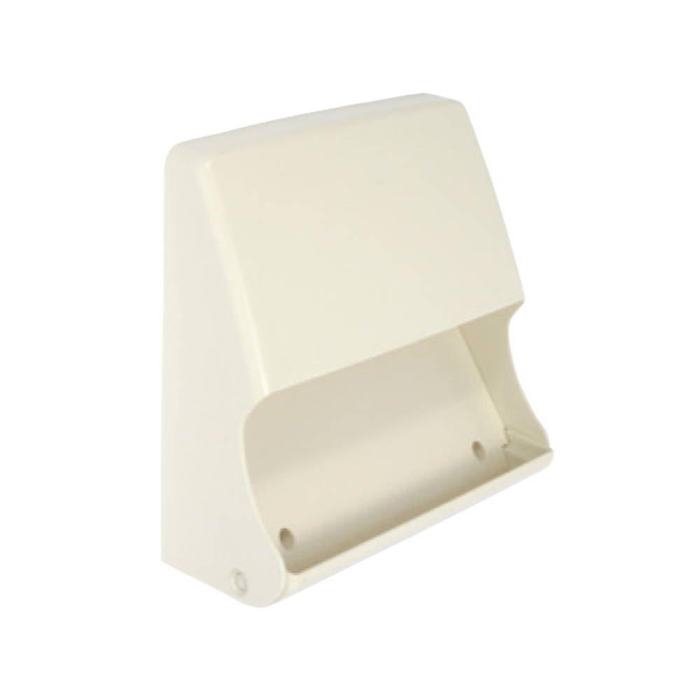 中西産業 メールボックス ホワイト PO-BX-DA B01CSAFYN2 12017
