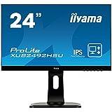 Iiyama Display monitor XUB2492HSU-B1 (23.8 inches / full HD / lifting stand) (Marvel Black)