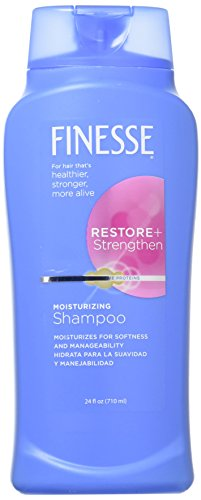 Price comparison product image Finesse Restore & Strengthen Moisturizing Shampoo & Conditioner Combo 13 Oz Each