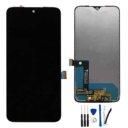 LCD Display Screen Digitizer Touch Screen Glass Panel Assembly Replacement for Moto G7 XT1962 XT1962-4 XT1962-5 6.2