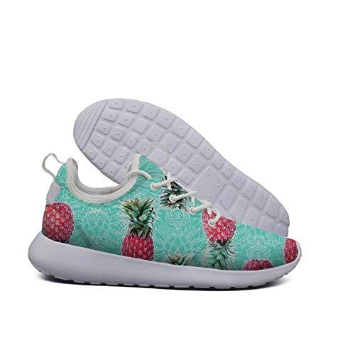 Shoes Trail Tree Women Fruit Banana Opr7 Running Comfort Stly Running Party Pineapple Sneaker Lightweight WKaqZIU